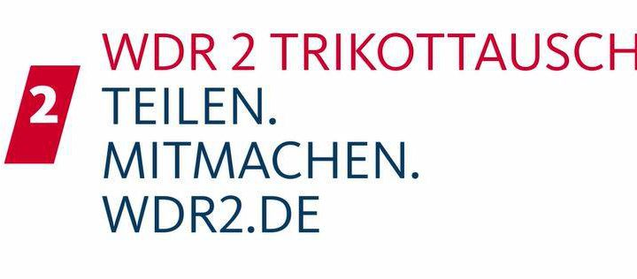 Fortuna nimmt an WDR Trikot-Tausch teil