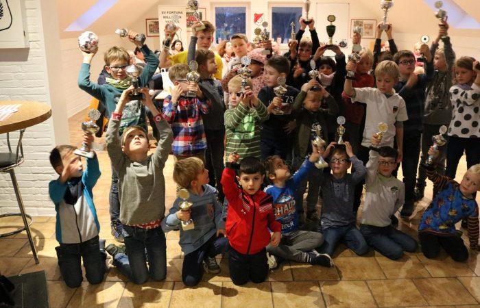 Nikolausfeier der Jugendabteilung 2018