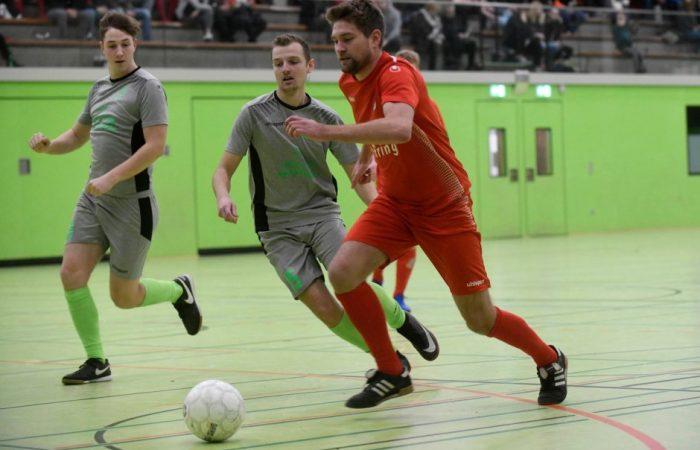 Zwei zweite Plätze bei den Fußball-Stadtmeisterschaften