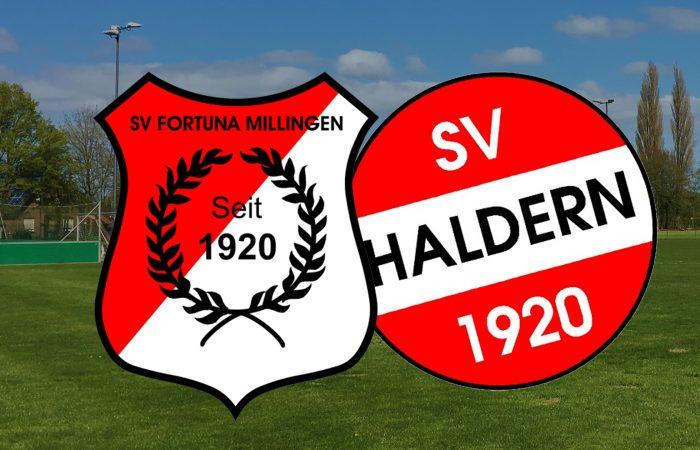 Zusammenarbeit im Damenfußball mit dem SV Haldern
