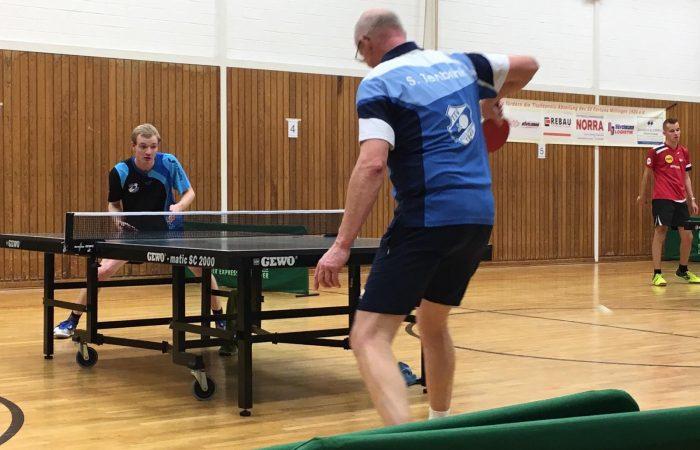 TTA-Stadtmeisterschaften  erneut in Millingen ausgetragen