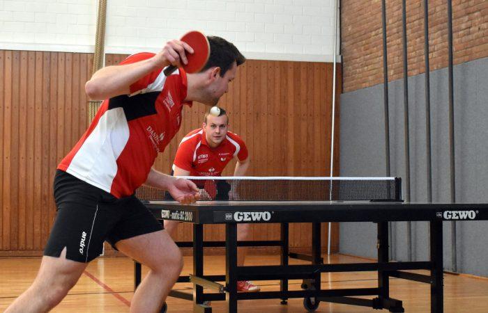 Tischtennis: Aufschlag zur TTA-Saison