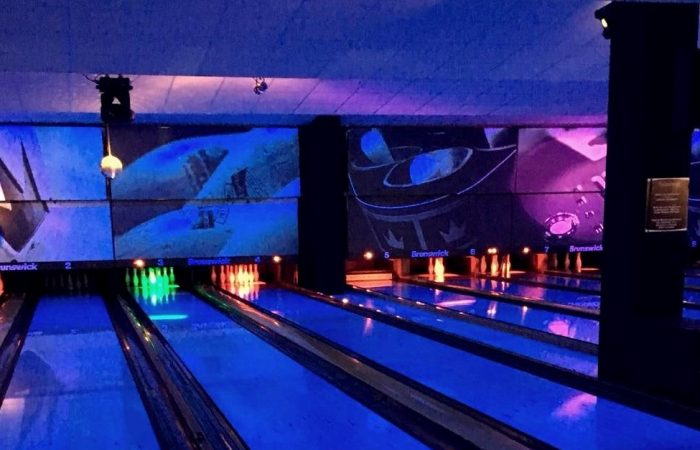 Disco-Bowling der TTA-Jugend