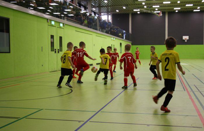 JSG Bienen-Millingen veranstaltet Hallenfußball-Turnier am Wochenende