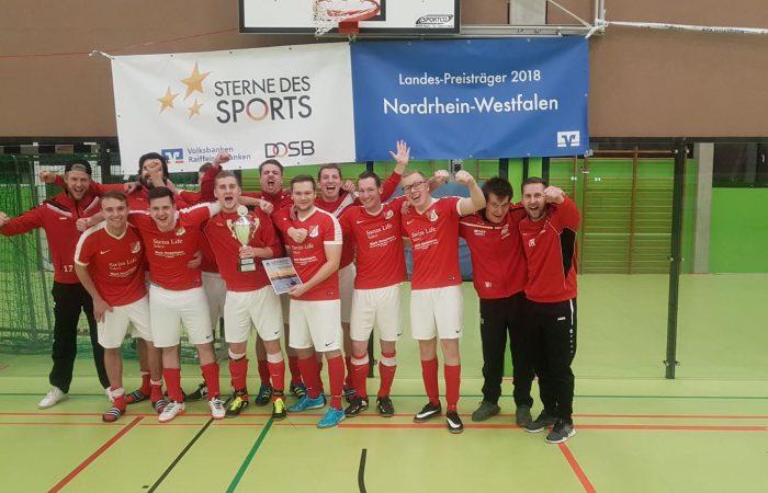 Zweite Mannschaft verteidigt den Stadtmeistertitel