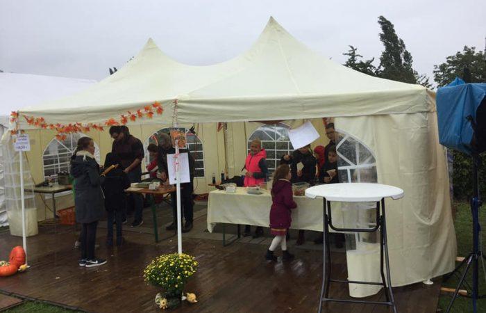 """TTA serviert Köstlichkeiten auf dem """"Kartoffelfest"""""""