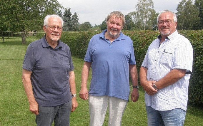 40 Jahres Tennissport bei der Fortuna