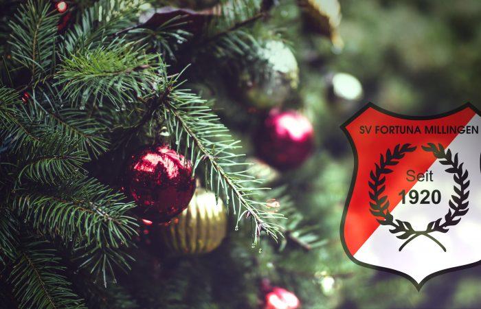 Weihnachtsgruß an alle Mitglieder