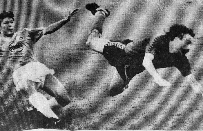 Fußball-Größen im Kreis Kleve: Der Schnauzbart war das Markenzeichen von Walter Jaspers